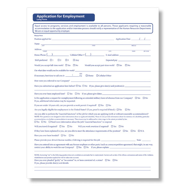 image about Free Printable Hr Forms identify HR Staff Types