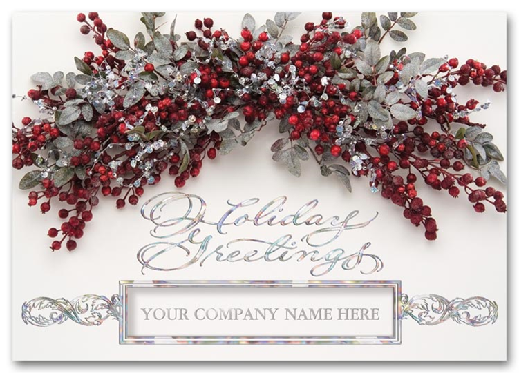 n8202 - Holiday Christmas Cards
